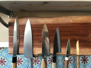 Mein Messerbrett